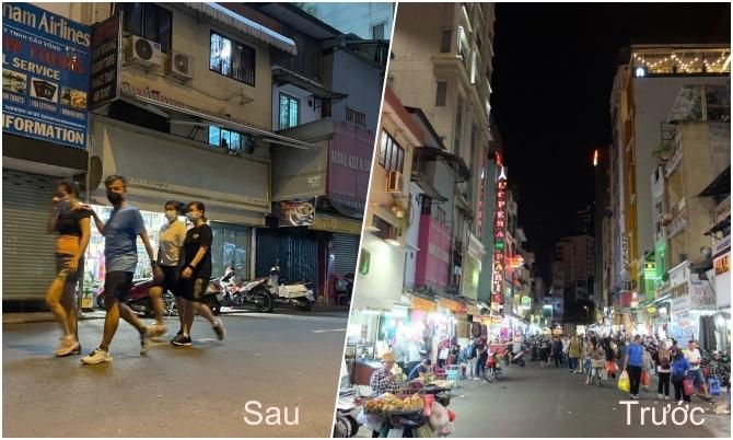 Phố Mã Lai ở Sài Gòn đìu hiu hơn một năm