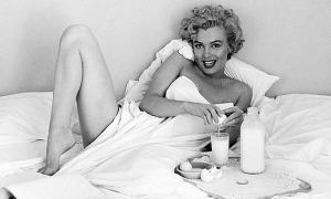 Thói quen ăn uống của Marilyn Monroe