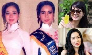 Hai á hậu Việt Nam 1994 ngày ấy - bây giờ