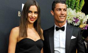 Lý do C. Ronaldo và Irina Shayk chia tay