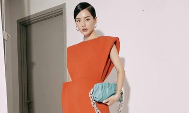 Khánh Linh phối đồ minimal