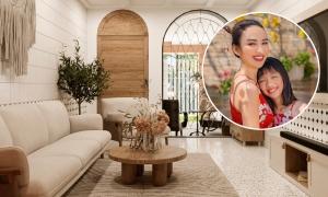 Hoa hậu Ngọc Diễm xây nhà mới ở Đà Lạt