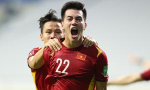 FIFA ấn tượng với Tiến Linh