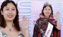 Cô gái 'mặt bà thím' được khán giả ủng hộ đăng quang Miss Hong Kong