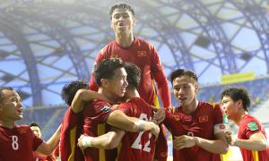 Tuyển Việt Nam đá vòng loại cuối World Cup vào mồng 1 Tết