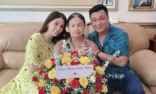 Lý Hùng, Lý Hương mừng sinh nhật mẹ