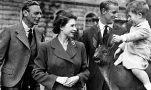 Hoàng gia đăng ảnh Hoàng thân Philip nhân Ngày của Cha