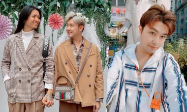 Nguời yêu đồng giới của diễn viên BB Trần