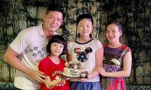 Ảnh sao 22/6: Vợ chồng Bình Minh mừng sinh nhật con gái