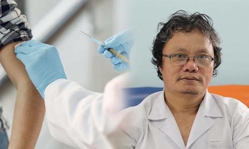 BS Trương Hữu Khanh: 'Người có bệnh nền càng nên tiêm vaccine Covid-19'