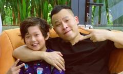 Con nuôi 9 tuổi của Vũ Khắc Tiệp
