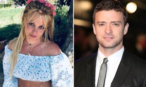 Tình cũ và các sao ủng hộ Britney được tự do