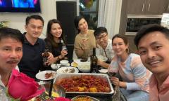 Hoa hậu Thu Hoài tự nấu ăn cho tiệc cưới của mình