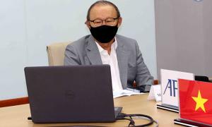 HLV Park: 'Việt Nam sẽ chiến đấu đến giây cuối cùng'