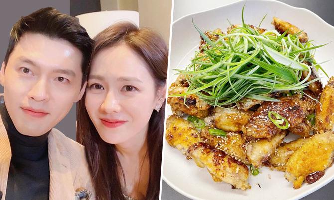 Son Ye Jin chăm chỉ bếp núc từ ngày yêu Hyun Bin