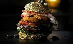 Miếng bánh kẹp thịt đắt nhất thế giới giá 6.000 USD