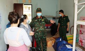 Thừa Thiên Huế đón công dân từ TP HCM về bằng tàu hỏa