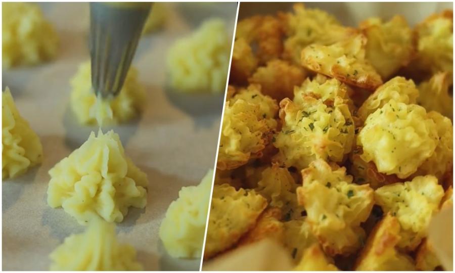 Snack phô mai khoai tây nguyên chất