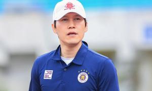 CLB Hà Nội sẵn sàng để HLV trưởng làm trợ lý cho ông Park