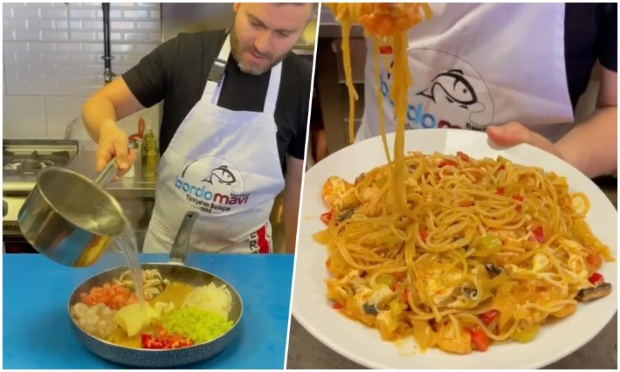 Mẹo chế biến spaghetti dành cho người lười nấu ăn