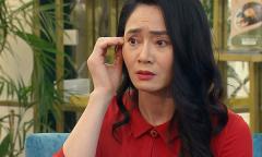 Quách Thu Phương phát hoảng vì những cảnh bị mẹ chồng đánh