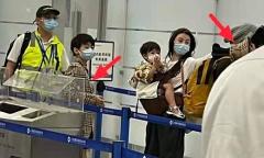 Trương Bá Chi bận rộn 'một nách ba con'