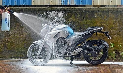 Những lưu ý với xe máy lâu ngày không chạy