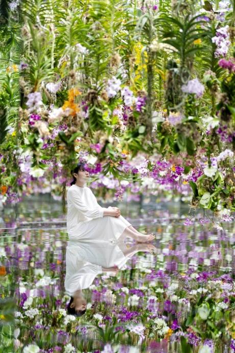 Triển lãm 'kính vạn hoa' như cổ tích ở Nhật