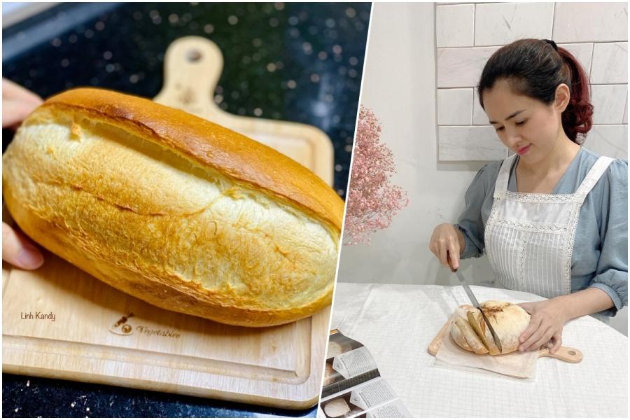 Cô gái Sài Gòn thạo hơn 10 loại bánh mì