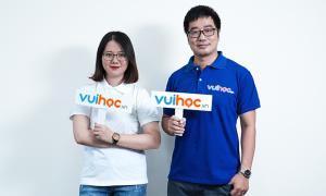 Nền tảng giáo dục online Việt nhận đầu tư sau hai năm thành lập