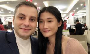 Kha Mỹ Vân sống sung túc cùng chồng Tây ở Dubai