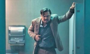 Leonardo DiCaprio bụng phệ lên phim