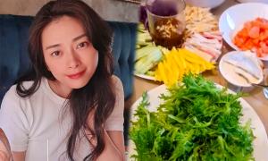 Huy Trần làm món Việt cho Ngô Thanh Vân đỡ nhớ nhà