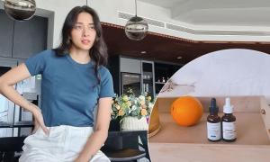 2 lọ serum ngừa lão hóa khiến Ngô Thanh Vân thích mê