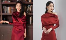Bóc giá đồ thiết kế bình dân của mỹ nhân Việt