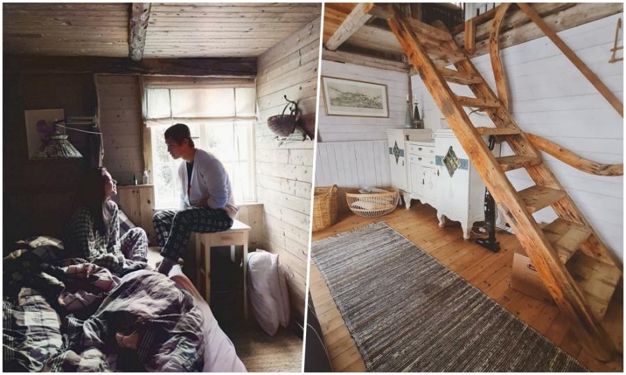 Homestay cabin Na Uy, nơi Ngô Thanh Vân nghỉ dưỡng cùng tình trẻ