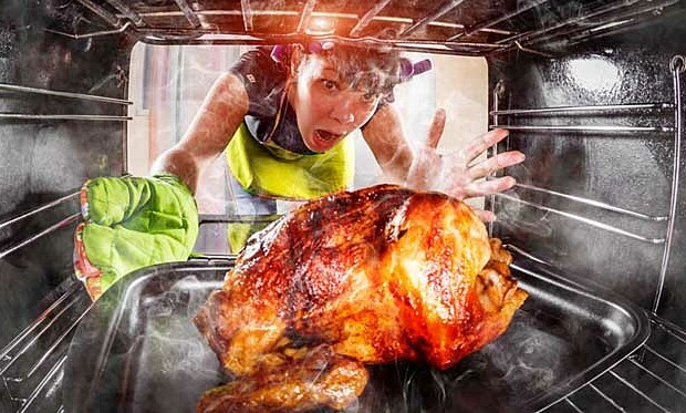 9 cách sửa lỗi nấu ăn phổ biến