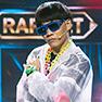 Ý tưởng trang phục nilon của Wowy tại Rap Việt