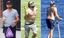 Khoảnh khắc đời thường hài hước của Leonardo DiCaprio