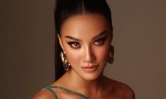 Sắc vóc tuổi 26 của á hậu Kim Duyên