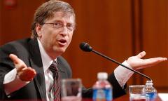 Lãnh đạo Microsoft từng yêu cầu Bill Gates ngừng tán tỉnh nhân viên