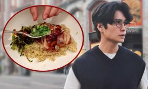 Huy Trần làm cơm gà xá xíu cho Ngô Thanh Vân