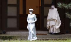 Công chúa Nhật Bản thăm Khu bảo tồn Hoàng gia trước lễ cưới
