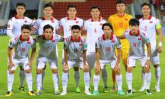 Tuyển Việt Nam rớt khỏi top 15 châu Á