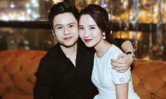 Con trai Phan Thành đầy tháng