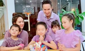 Sao Việt trở về nhà sau giãn cách