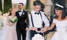 Điểm giống nhau trong đám cưới Bill Gates và con gái