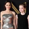 Angelina Jolie và hai con gái dự liên hoan phim Rome