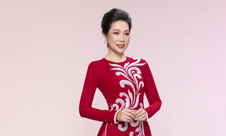 Trịnh Kim Chi gợi ý áo dài cho U50