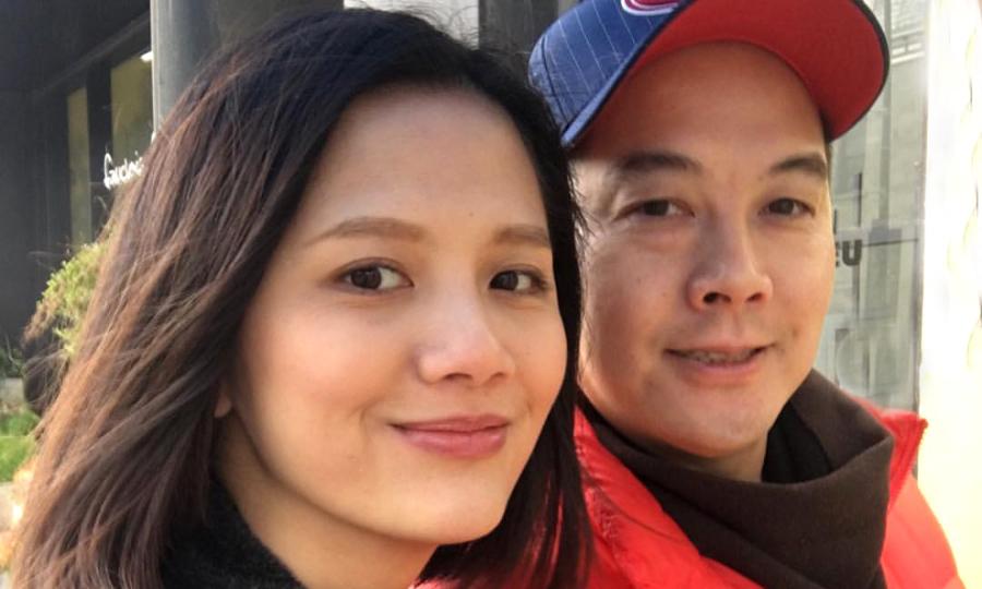 Trần Vân Anh 13 năm hạnh phúc bên chồng Việt kiều